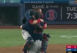 Boston Red Sox 9. kez şampiyon oldu