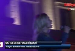 Büyükçekmece'de Aleyna Tilki şarkılarıyla 29 Ekim coşkusu