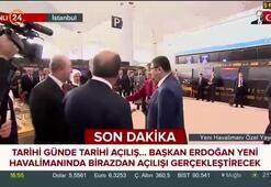 Cumhurbaşkanı Erdoğan, Khabib Nurmagomedovla görüştü