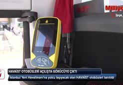 İlk kafile İstanbul Yeni Havalimanına ulaştı
