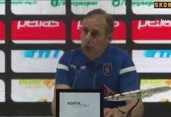 Abdullah Avcı: 7 haftadır gol yemiyoruz