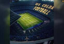 Barcelona, Real Madrid derbisindeki koreografisini açıkladı