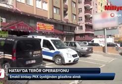 Emekli binbaşıya PKK üyeliğinden gözaltı