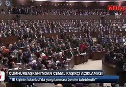 18 kişinin İstanbulda yargılanması benim talebimdir