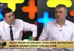 Mehmet Ayan: G.Sarayda şu an Tudor olsa canını alırdık