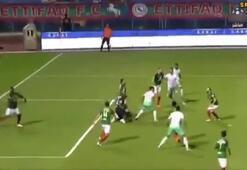 Al Ahli bozguna uğradı Souza golünü attı ama...