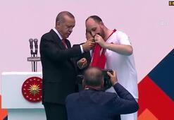 Diyarbakırda başlama vuruşu Cumhurbaşkanı Erdoğandan