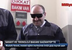 Bakan Varank, Gaziantepli sanayiciler ile buluştu
