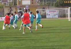 Futbolun Efsaneleri Gençlerle Buluşuyor