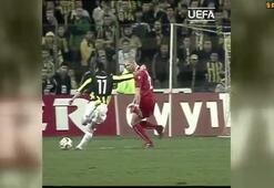 UEFAdan Tümer Metine doğum günü kutlaması