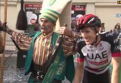54. Cumhurbaşkanlığı Bisiklet Turu'nun son etabı start aldı
