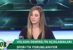 Halil Özer: Volkan Demirel, Haziran-Temmuz aylarında şeker gibidir