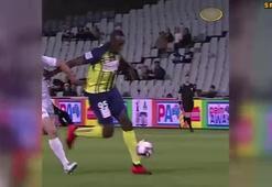 Usain Bolt ilk gollerini attı