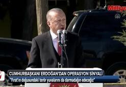 Cumhurbaşkanı Erdoğandan Ispartada önemli mesajlar
