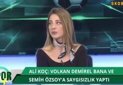 Halil Özer: Volkan Fenerbahçenin efsanesi değil