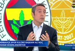 Ali Koç: Volkan Demirel bana saygısızılık yaptı sesini yükseltti...