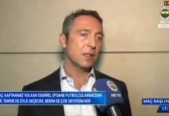 Ali Koçtan Volkan Demirel açıklaması