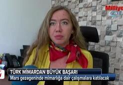 Genç Türk mimardan büyük başarı