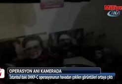 İstanbuldaki flaş operasyonun görüntüleri ortaya çıktı