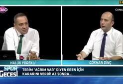 Gökhan Dinç: Şenol Güneşin Beşiktaştaki işi bitti
