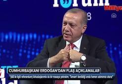 Erdoğan mesajı verdi: 81 milyona gideiz