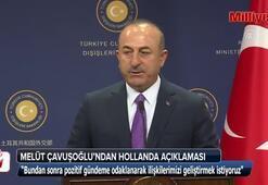 Hollanda ile yeni dönem Ankarada başladı