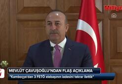 Bakan Çavuşoğlu: Kamboçyadan 3 FETÖ elebaşını istedik