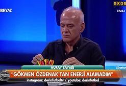 Ahmet Çakar fal baktı İşte şampiyon...