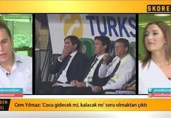 Cem Yılmaz: Reyes Türkiyeye gelmiş en kötü stoperlerden biri