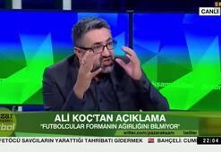 Serdar Ali Çelikler:  Comolliyi tutup camdan atacaksın