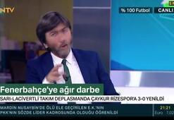 Rıdvan Dilmen: Kırmızı kar yağmazsa Fenerbahçe şampiyon olamaz
