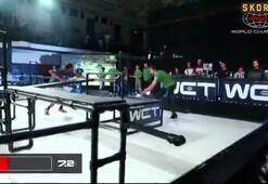 İşte dünyanın en eğlenceli sporu