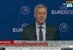 UEFA, EURO 2024'ü Almanya'ya verdi