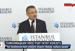 Cumhurbaşkanı Vekili Fuat Oktay konuştu