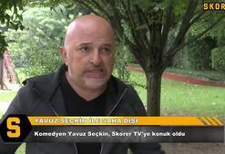 Yavuz Seçkinden Fatih Terim taklidi