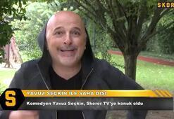 Yavuz Seçkinden Yılmaz Vural taklidi