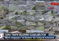 İBBnin navigasyonu Yol Gösteren tüm Türkiyede kullanılacak