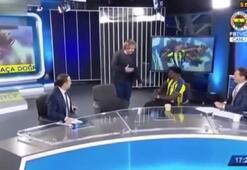 Diego Lugano ve Stephen Appiahtan FBTVye ziyaret