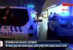 İstanbulda silahlı çatışma