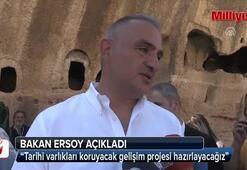 Bakan Ersoy Mardinde açıkladı