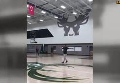 Justin Timberlake, basketbola ısınıyor