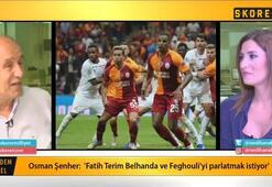 Osman Şenher: Gomis Ereni de bitirdi