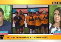 Cem Yılmaz: Yarın akşam Ozan Kabak oynamayacaktır...
