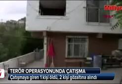 Terör örgütü üyeleri İstanbulda polisle çatıştı