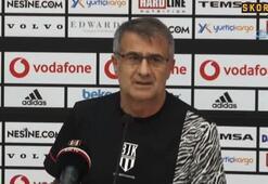 """Şenol Güneş: """"UEFA seminerindeki hocalar Beşiktaş'ı takip ediyor"""""""