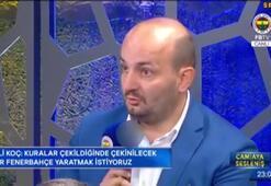 Ali Koç: Berkenin Fenerbahçe kalesine geçmesine kimse engel olamayacak