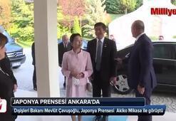 Japonya Prensesinin tırnaklarına dikkat