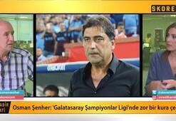 Osman Şenher: Eğer Fatih Terime forvet sözü vermeselerdi Gomis...