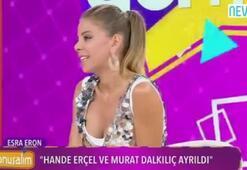 Hande Erçel ve Murat Dalkılıç ayrıldı iddiası