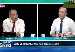 Gökhan Dinç: Volkan beni aradı ve kendisinden özür dilediklerini söyledi